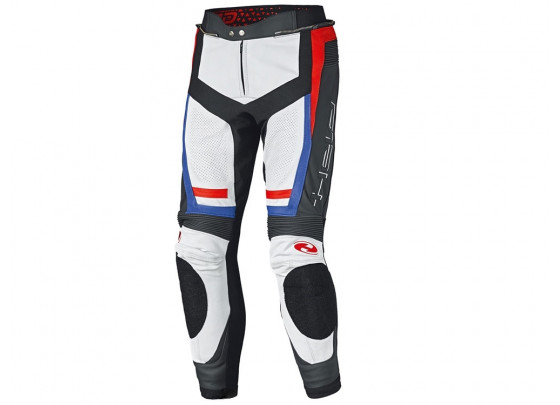 Held Rocket 3.0 Motorcycle Pants (red / white / blue)