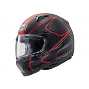 Arai Renegade-V Diablo Full Face Helmet (blackmatt / red)