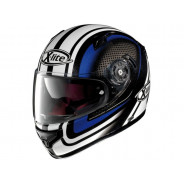X-Lite X-661 Slipstream Full Face Helmet (white/blue)
