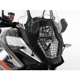 Hepco & Becker Motorcycle Headlight Grilles KTM 1190 Adventure / R (2013-) 1050 Adventure (2015-)
