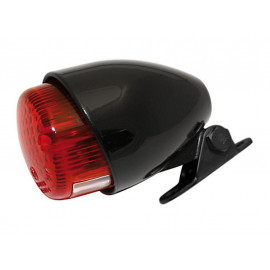Shin Yo Texas Motorcycle Rear Light (black)