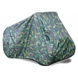 P&W Cover for ATV (L) Polyester (camouflage)