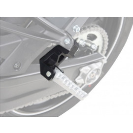 Hepco & Becker Passenger footrest lowering set Yamaha MT-07 (2014-)