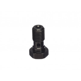 ABM Hollow Screw Alu M10x10 (black)