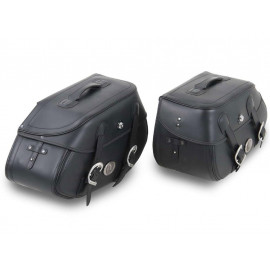 Hepco & Becker Buffalo BIG C-Bow Motorcycle Saddle Bags