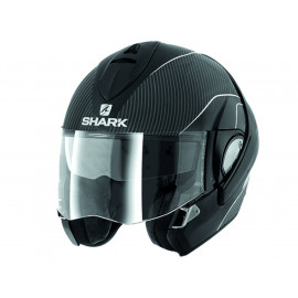 Shark Evoline Series 3 Pro Carbon Stripes Flip-Up Helmet