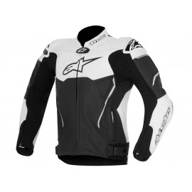 Alpinestars Atem Mod. Motorcycle Jacket Men (black/white)