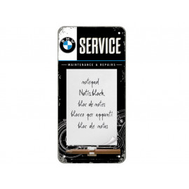 Nostalgic Arts BMW Service Notepad Sign (10x20cm)