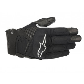 Alpinestars Faster Motorcycle Gloves (black / white)