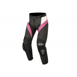 Alpinestars Stella Missile Lady Motorcycle Pants (black / pink)