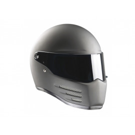 Bandit Fighter Casco integrale (negro mate)