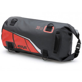 GIVI Easy Bag Waterproof Luggage Roll (30 Liter / black / red )