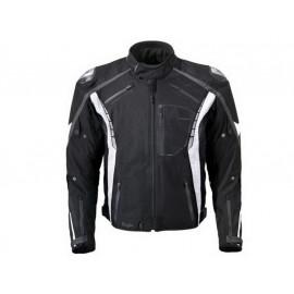 Germot Chaqueta de moto Eagle Caballero (negro/gris)
