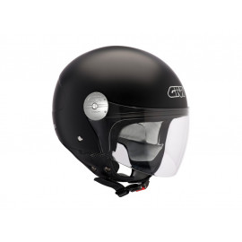 GIVI 10.7 Mini Jet Helmet (black matt)