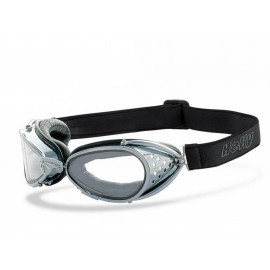 Helly Hunter Motorcycle Goggle (chrome)