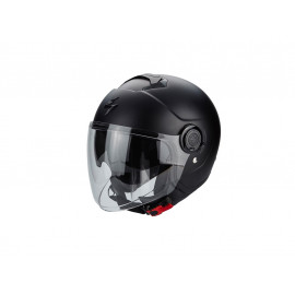 Scorpion Exo City Jet Helmet (black matt)