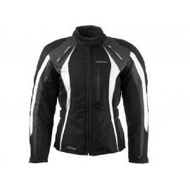 Germot Chaqueta de moto Messina Dama (negro)