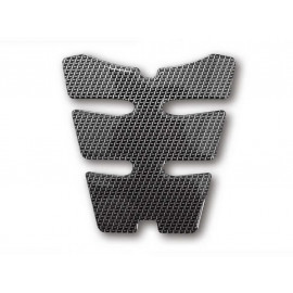 P&W Skull Tank Pad (carbon - small)