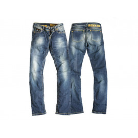 Rokker Motorcycle Jeans The Diva (incl. T-Shirt) Dama