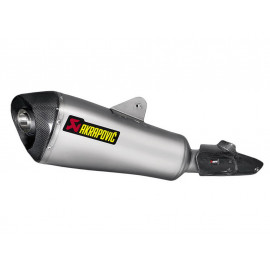Akrapovic Slip-On Exhaust BMW R1200R (2015) Titanium