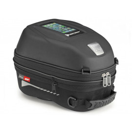 GIVI Sport Touring Tanklock Tank Bag (15 Liter / black)